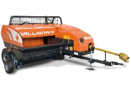 Serie 3690 S Pick-up 170 cm. • Para tractores desde 35 HP y T.F. a 540 rpm. Gallignani