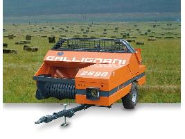 Serie 2690 S > Pick-up 155 cm. • Para tractores desde 35 HP y T.F. a 540 rpm. Gallignani