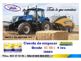 ¡¡¡CUERDA ORIGINAL NEW HOLLAND!!!
