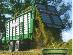 > CAREX 38 S - 68,4 m³ - Pick-up 1,94 m. - eje tandem 24 Tons. - freno hidráulico