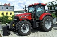 TRACTOR MAXXUM 140 CASE IN