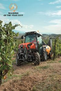 SAME Frutteto S ActiveDrive: Machine of the Year 2017 en la categoría de tractores especializados