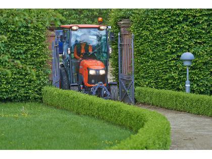 """Tractores agrícolas Kubota STW"""""""