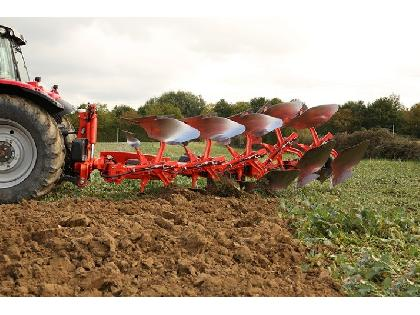Arados Arrastrados Kuhn Arado Inteligente Smart Plough""