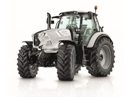 """Tractores agrícolas Lamborghini Spark VRT"""""""
