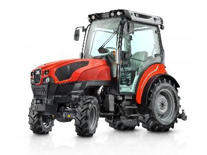 """Tractores agrícolas Same Frutteto CVT"""""""