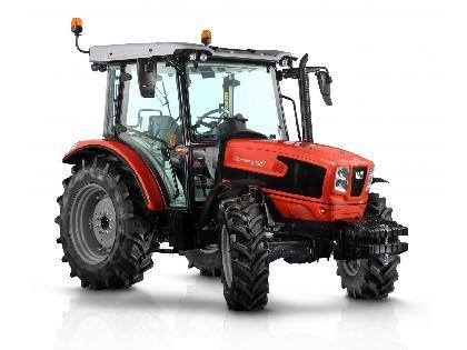"""Tractores agrícolas Same Dorado Natural"""""""