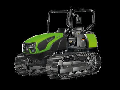 """Tractores de cadenas Deutz-Fahr Serie 5K"""""""