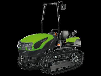 """Tractores de cadenas Deutz-Fahr Serie 5K F/M"""""""