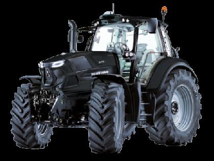 """Tractores agrícolas Deutz-Fahr 6215 TTV Warrior"""""""