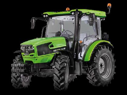 """Tractores agrícolas Deutz-Fahr Serie 5D Keyline"""""""