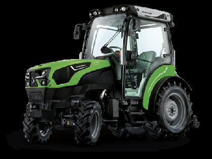 """Tractores agrícolas Deutz-Fahr Serie 5 DS/DF TTV"""""""