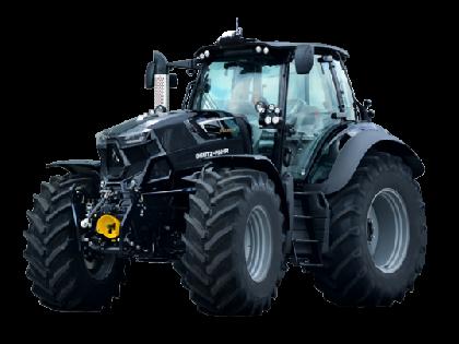 """Tractores agrícolas Deutz-Fahr 7250 TTV Warrior"""""""