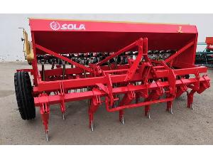 Sales No-Till Seed Drill Sola siembra directa 3m Used
