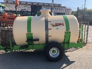 Sales Water Tank GENERAL cisterna Used