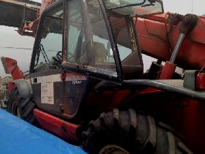 Offers Telescopic Handlers Manitou 1637slt used