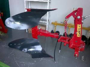 Sales Mouldboard Ploughs AgroRuiz monosurco reversible de 25 a 40 cv Used