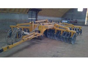 """Offers Disc Plows GASCON 40-26"""" rcx used"""