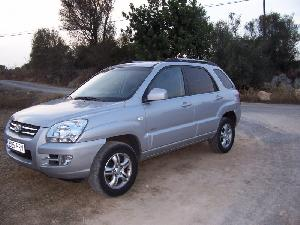 Buy Online Cars and 4x4 Kia sportage 4 x 4 active  second hand