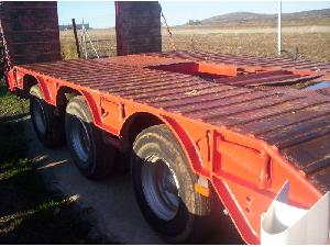 Offers Tipping trailer Leciñena  used