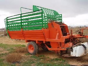Sales Self loading wagons Morra  Used