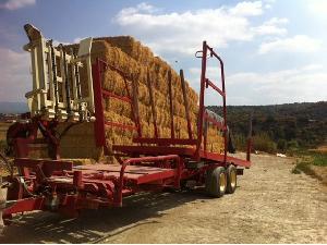 Buy Online Self loading wagons Plegamatic r630  second hand