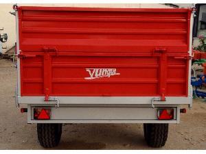 Sales Farm trailer Trunque rh-5000 Used
