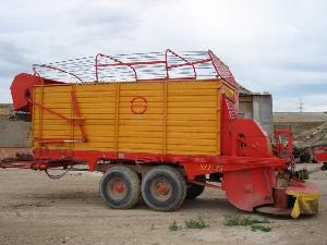 Offers Self loading wagons Juscafresa  used