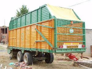 Sales Self loading wagons Juscafresa aj-50 Used