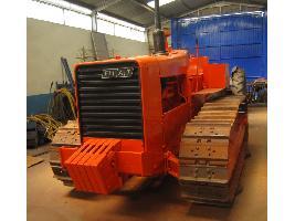 Tractores de cadenas 120C Fiat