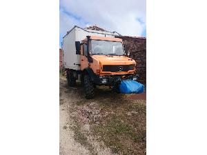 Offers Unimogs Mercedes-Benz u1550 used