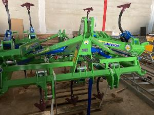 Buy Online Cultivator Agromet semi-chisel  second hand