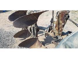 Arados Arrastrados BISURCO AGUIRRE Nº 2 Aguirre