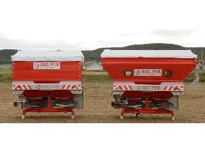 Sales Mounted Fertiliser Spreader BRUPER mf2-2500 Used