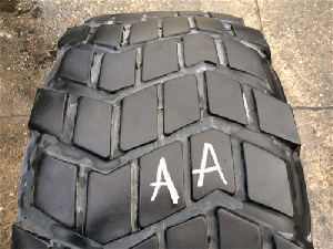 Buy Online Inner tubes, Tires and Wheels MICHELIN 525/65r20.5  xs 173f (20,5r20,5) tl used aa  second hand