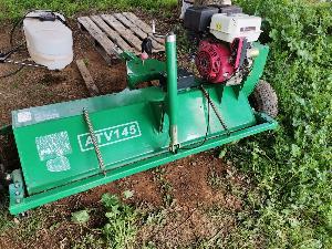 Sales Shredder Desconocida trituradora para quad Used