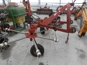 Buy Online Tipping Rakes GALFRE volteador gf 220  second hand