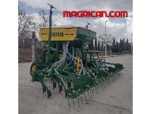 Sales Pneumathic seed-drill Gil airsem 4032 ref.95r0 Used