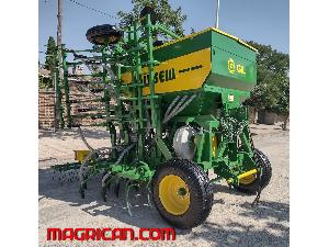 Sales Pneumathic seed-drill Gil airsem 5040 ref:94r22 Used