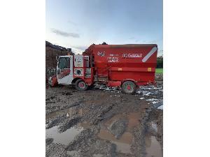 Sales Feeder cart Gilioli carro mezclador de 14 metros Used