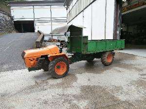 Offers Tractor Goldoni transcar 538 rt used