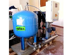 Buy Online Irrigation Pumps Grundfos planta de bombeo - (2xbombas) cr 4-80 / 7 a-a-a-bube  second hand