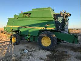 Cosechadoras de cereales 2264 HILL MASTER John Deere