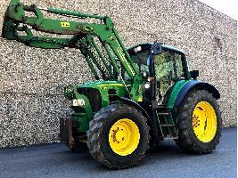 Tractores agrícolas 6430 P John Deere