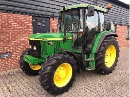 Tractores agrícolas John Deere 6110 SE John Deere