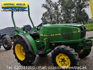 Sales Garden tractors John Deere 846 Used