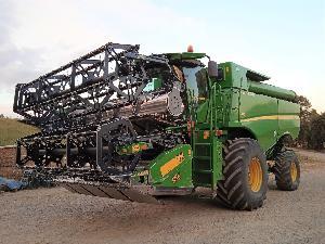 Buy Online Grain Harversters John Deere s 670i hillmaster  second hand
