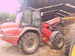 Buy Online Loaders Manitou telescopica articulada  second hand