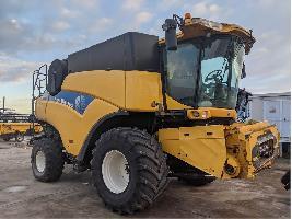 Cosechadoras de cereales CR9070 New Holland