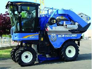 Sales Grape harvesting machine New Holland 9040/9060 Used